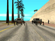 SWAT, East Beach, SA