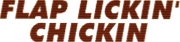 Flap Lickin' Chickin, Logo, VCS.png
