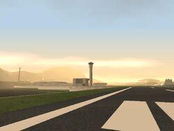 FlughafenTower, San Fierro