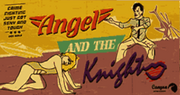 Angel and the Knight, VCS Plakat.png