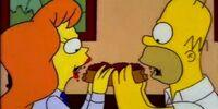 Homer liebt Mindy