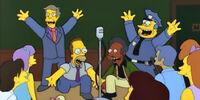Homer und die Sangesbrüder