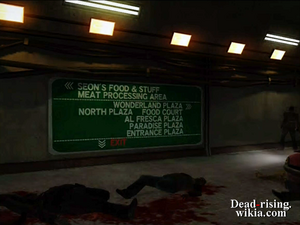 Dead rising maintenance tunnel warehouse driving instructions (4)