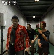 Dead rising leah sophie barricade pair (2)