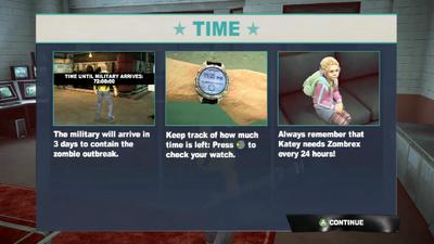 Dead rising 2 case 0 justin tv tutorial time screen