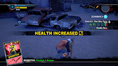 Dead rising 2 case 0 level up 3rd after jed (6)