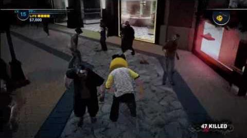Dead Rising 2 Super Slicer Gameplay HD