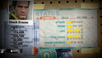 Dead rising 2 atturbutes status screen justin tv