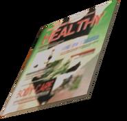 Dead rising health magazine