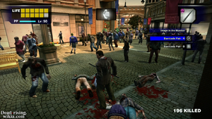 Dead rising time bar to white