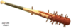 Dead rising Spiked Baseball Bat