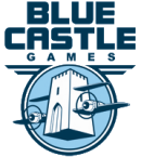 Blue Castle Games logo