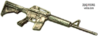 Dead rising Assault Rifle