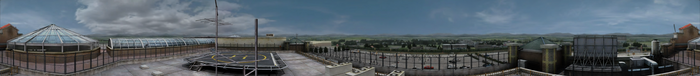 Dead rising heliport 2 PANORAMA