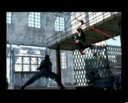 Tifa vs Ninjas