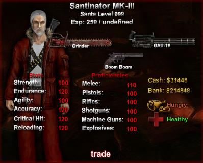 """Santinator MK-III"""