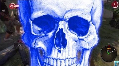 Dead Island Blue Skull *BEST QUALITY* Location & Drop Off