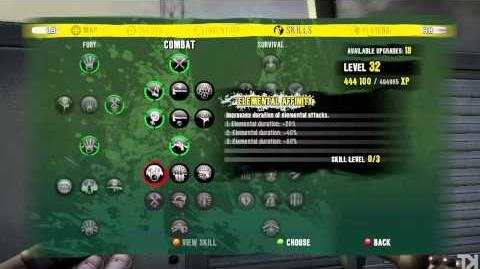 Dead Island - Character Build Guide - Purna