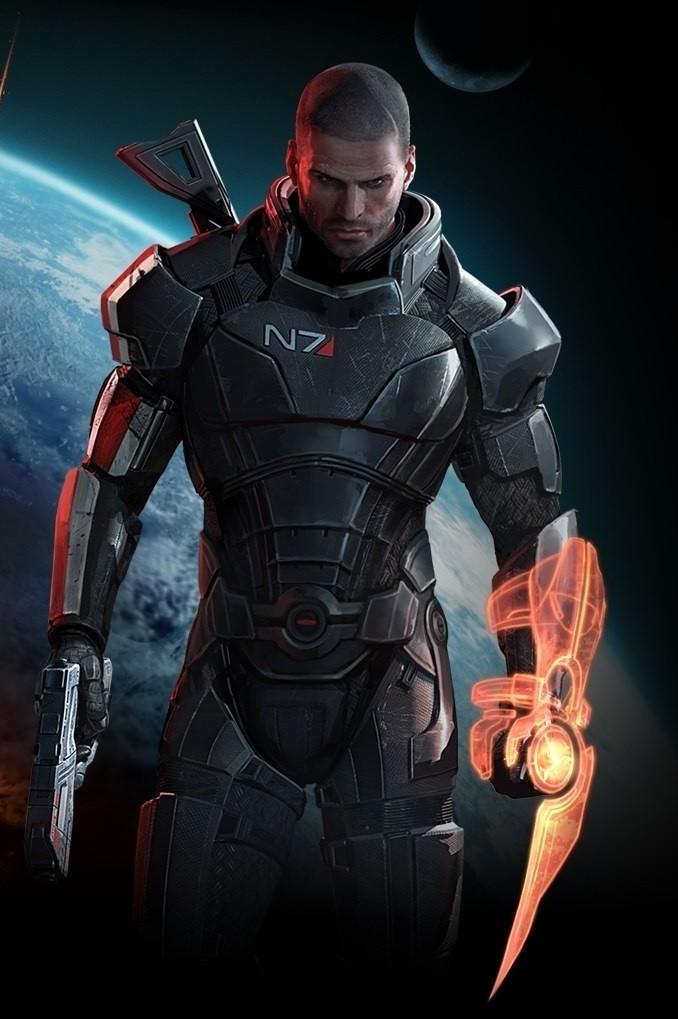 Commander Shepard favourites by AllianceCommand on DeviantArt