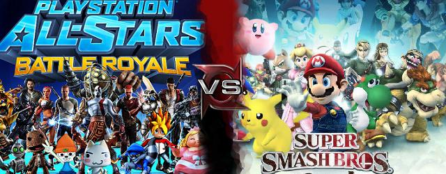 Playstation All Stars Wiki: User Blog:Lasifer/PlayStation All-Stars Vs. Super Smash