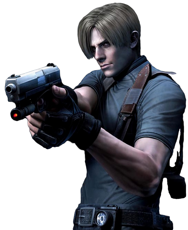 Leon S Kennedy Deadliest Fiction Wiki Fandom Powered