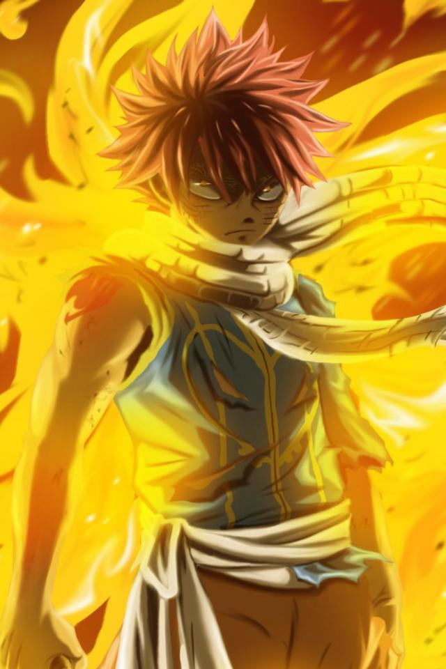 Image - Natsu dragon force 640x960 8870.jpg | Deadliest ...