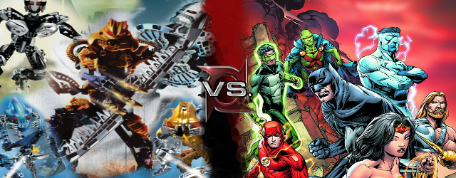 JLA VS FoF2