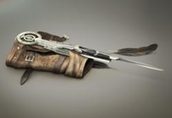 Connor Kenway Weapons