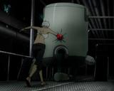 Karako battles the Necro Macro