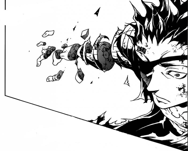 Deadman Wonderland Ganta X Senji