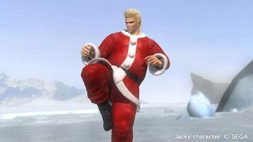 DOA5U Jacky Santa
