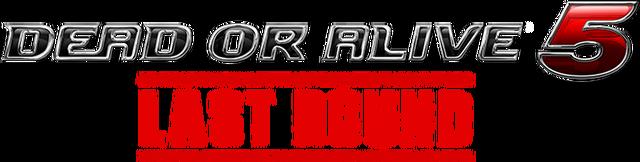 File:DOA5 Last Round Logo.png