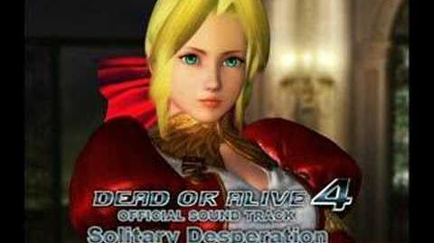Dead or Alive 4 OST - Solitary Desperation, Helena's Theme