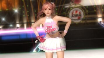 DOA5LR Honoka Cheer
