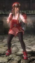 DOA5LR FALCOM Costume Hitomi