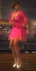 DOA5U Lisa Casual Screen