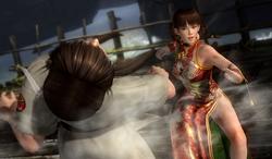 DOA5 Lei Fang vs Hitomi