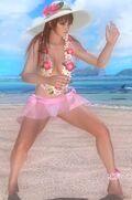 Kasumi Costume Aloha Bikini