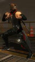 Ninja Clain 2015 Costume Hayate