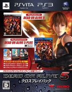 Doa5plus crossplay pack