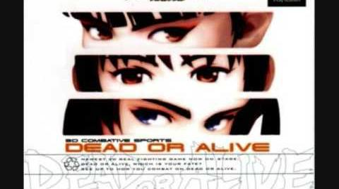 DEAD OR ALIVE (console theme)