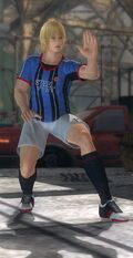 DOA5U Eliot Sports Screen