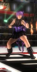 DOA5U Ayane D Screen