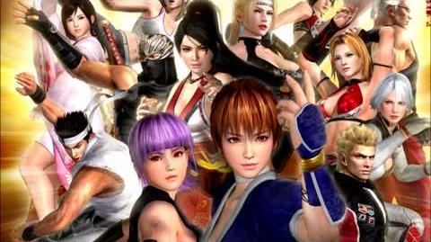 DOA5U Blood Tie DOA5 Ultimate Mix