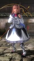 DOA5LR FALCOM Costume Honoka