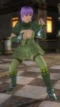 DOA5LR Tamiki Wakaki Ayane Costume