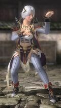 DOA5LR FALCOM Costume Christie