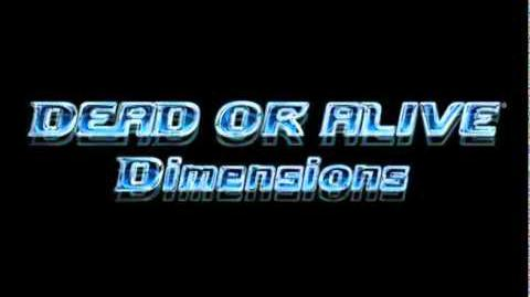 Dead or Alive Dimensions OST Theme of Shiden