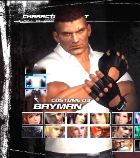 File:DOA5 Bayman C3 select.png