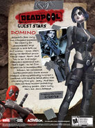 Deadpool Domino